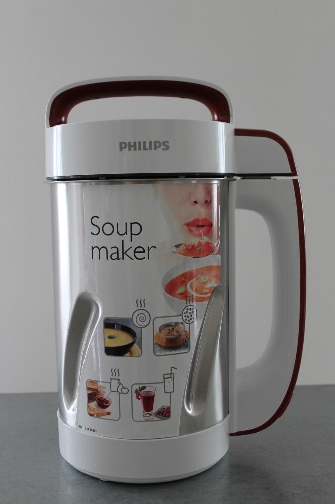 Zuppa ai germogli di soia e curcuma
