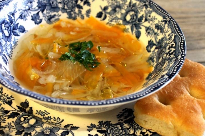 cipolla e carote