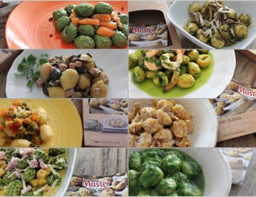 Gnocchi … Ricette per gnocchi strepitosi