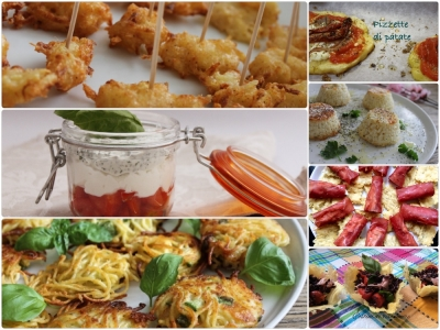 Finger food veloci e saporiti