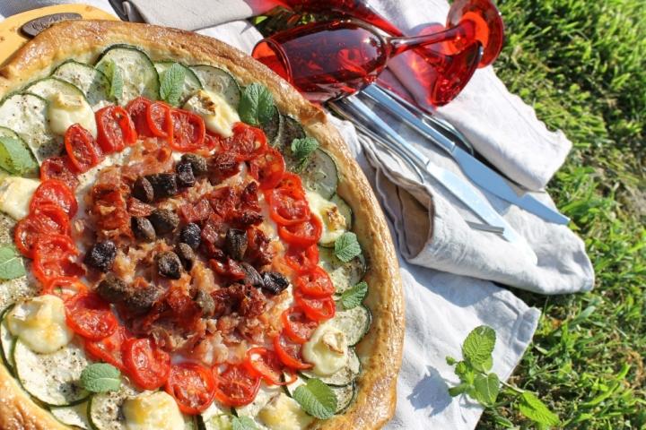 Picnic torta salata goduriosa 3