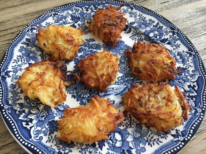 Rösti patate e cipolle