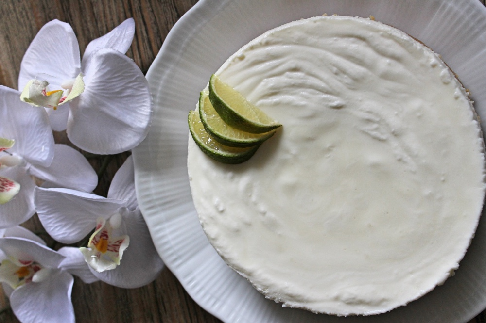 cheesecake lime e rum 2