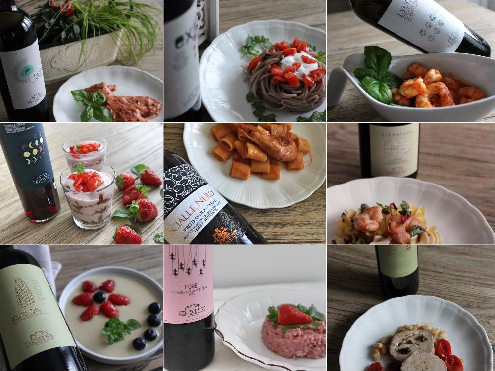 Cucina con il vino... qualche idea con Cantine Pepi