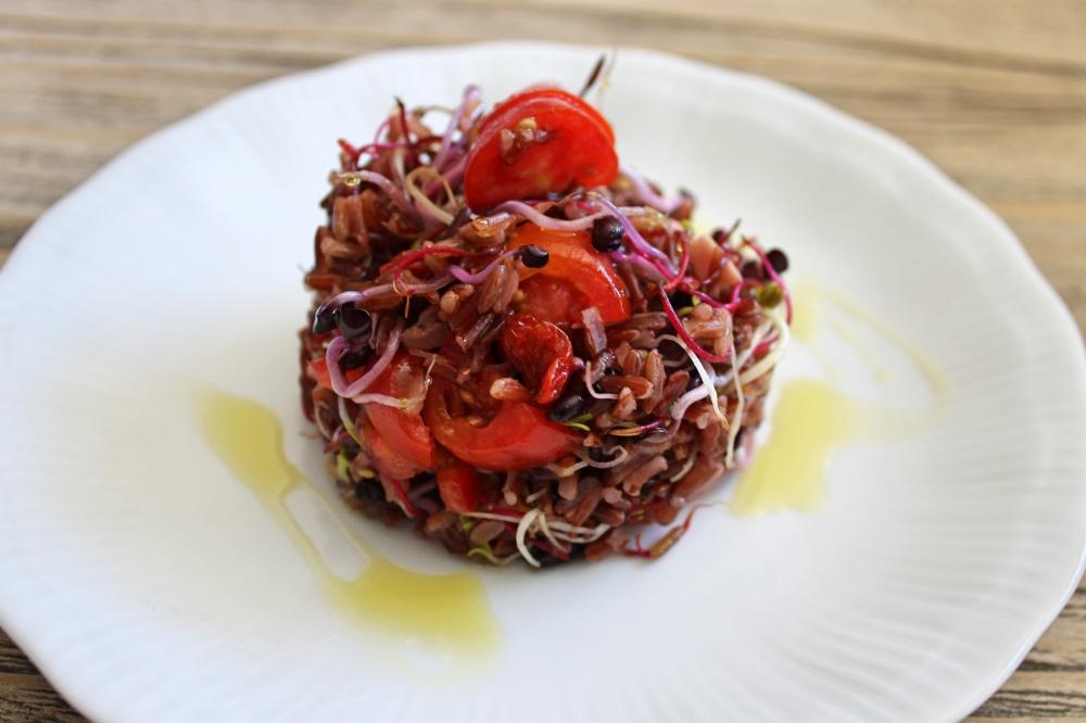insalata di riso rosso 2