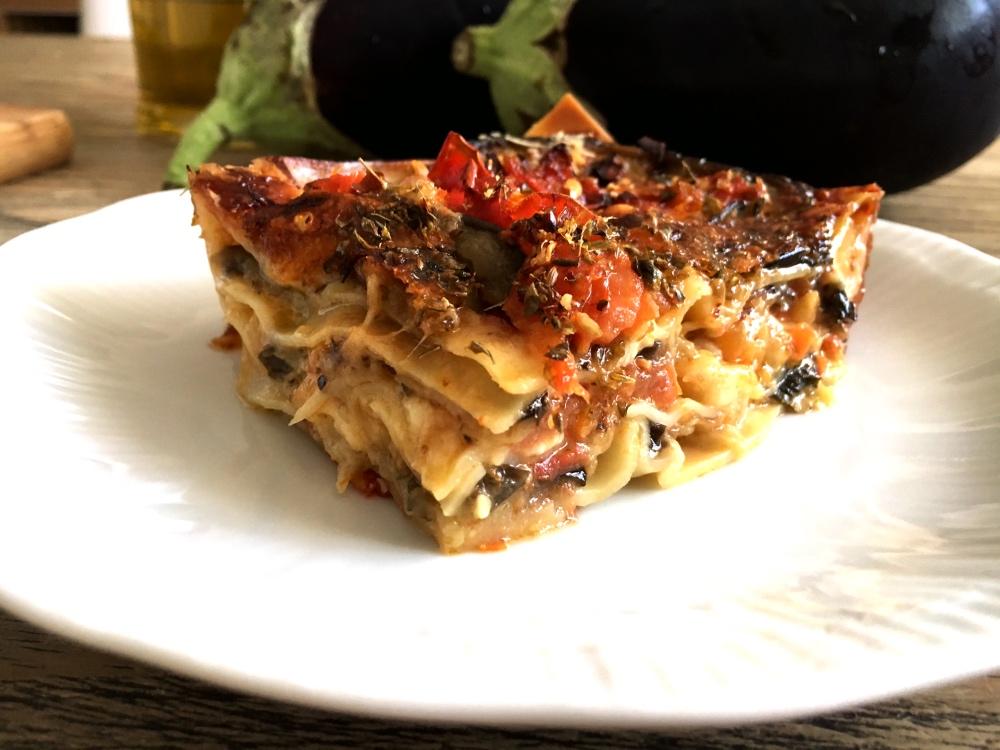lasagne di melanzane 3