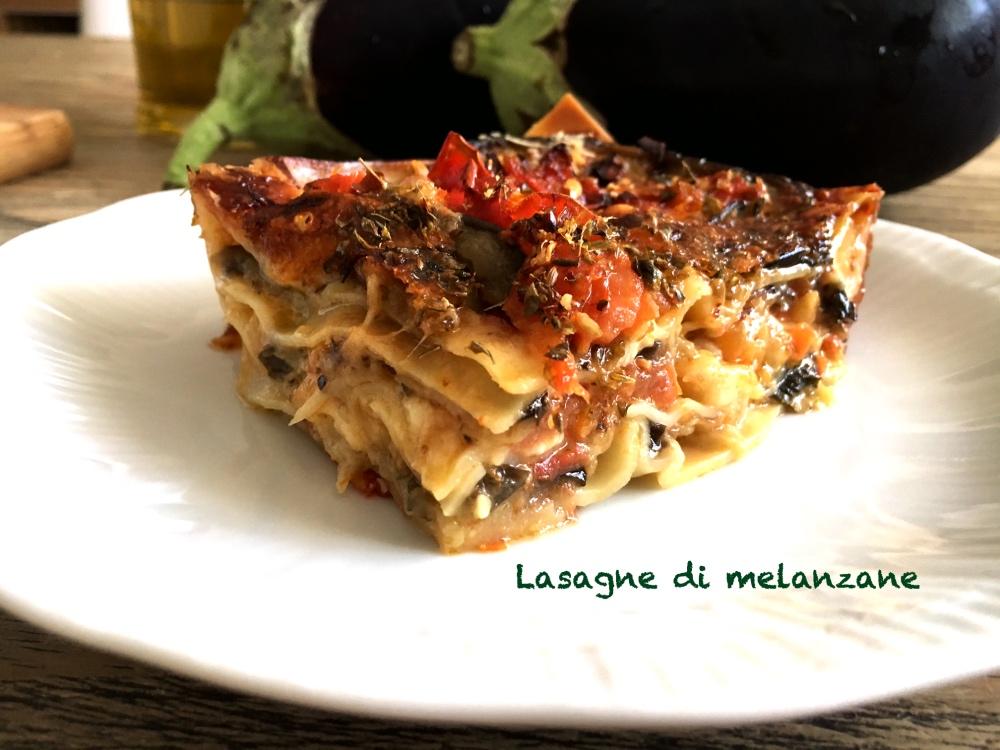 lasagne di melanzane 4
