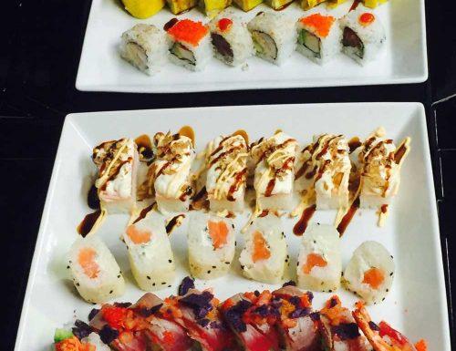 Zushi Japanese Restaurant e la cena è fantasia e qualità!