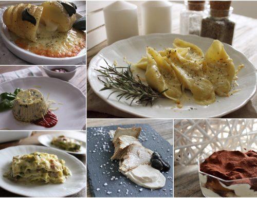 Menù di Natale: candide idee con latte e formaggio!