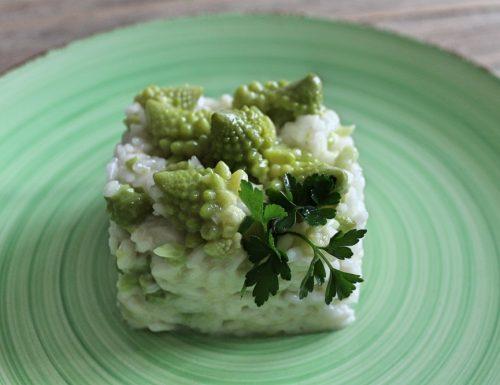 Risotto ai broccoli romaneschi – #verde #natura #ricetta facile