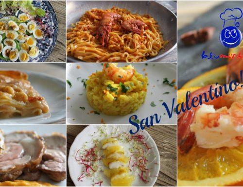 San Valentino ricette facili – per non stare ai fornelli e godervi la serata!