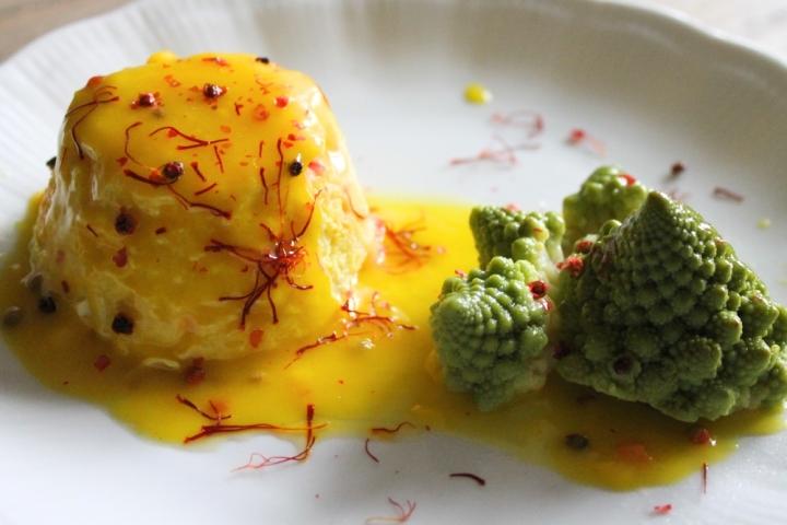 Molto Sformato di pesce - Sformatini di pesce persico e platessa su  FX48