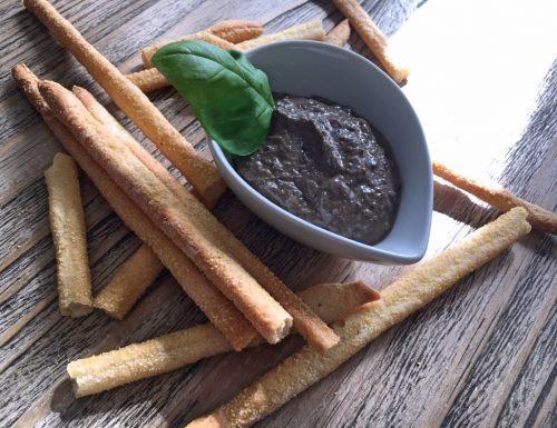 Patè di olive nere saporitissimo: le varianti