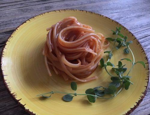 Salsa di pomodorini perini piccante