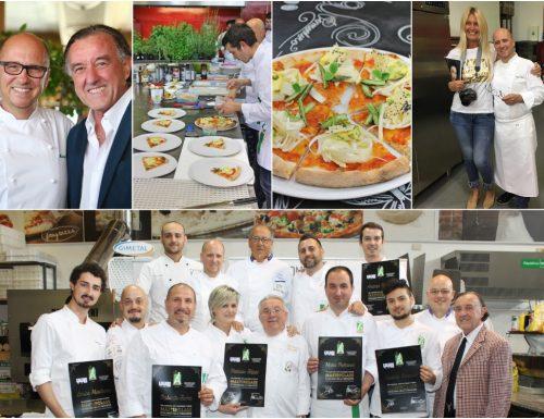 Masterclass Accademia Pizzaioli-Accademia Ristorazione:  Heinz Beck supervisore speciale!