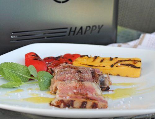 Arriva l'estate: facciamo un Happy barbecue? Oggi fiorentina di angus al sale grosso e aceto balsamico!