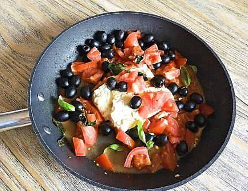 Feta in padella – la ricetta facile della settimana