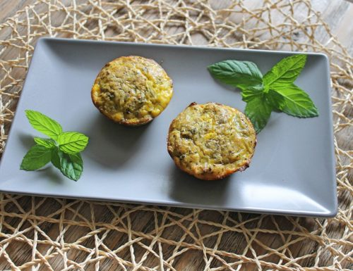 Tortini broccoli e tonno – ideali per accompagnare l'aperitivo