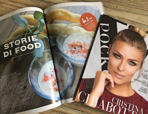 A novembre su VPocket si parla di storytelling & food!