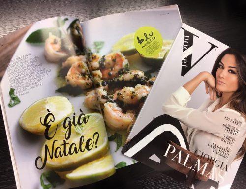 E' già Natale! E voi siete pronti? Questo mese su Vpocket le mie proposte per chi ama cucinare!