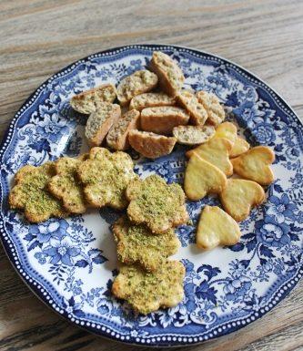 Piccoli, facili piaceri: biscotti di frolla