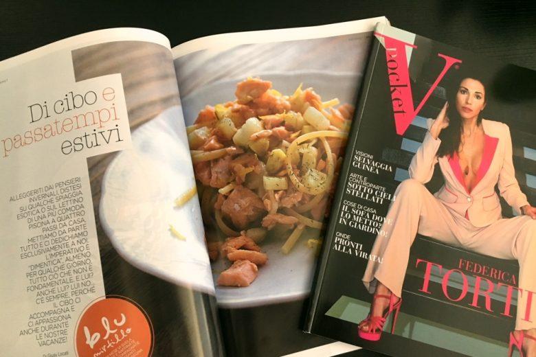 Questo mese su VPocket parliamo di cibo e passatempi estivi