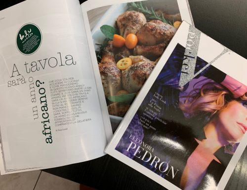 2019…un anno africano a tavola. Il nuovo articolo di Blumirtillo per la rubrica Gourmet diVPocket