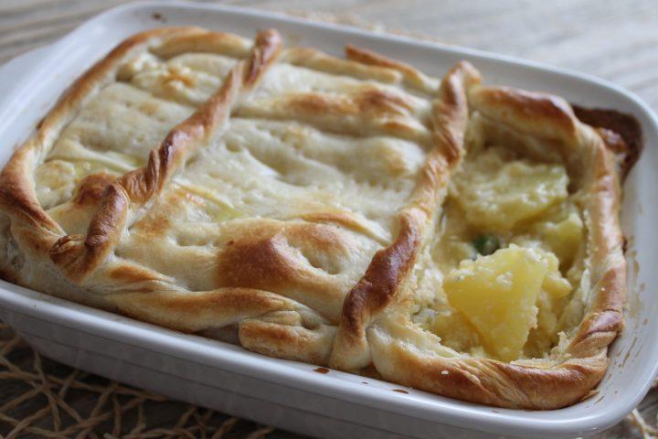 sfoglia di patate e panno