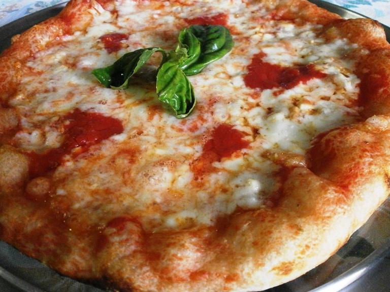 La Pizza della Pizzeria Maria