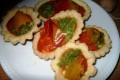 Le Crostatine Salate ai Peperoni