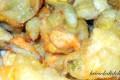 Frittelle dolci coi Fiori di Zucchine