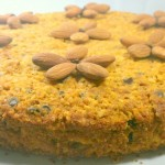 Torta Carote e Mandorle senza Farina e senza Burro