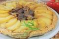 Tarte Tatin Porcini e Patate