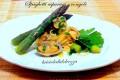 Spaghetti a Vongole e Asparagi