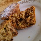 Muffins Zucchine e Anice Stellato