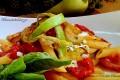 Penne Zucchetta e Ricotta Salata
