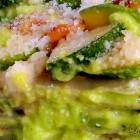 Lasagne con Crema di Zucchine