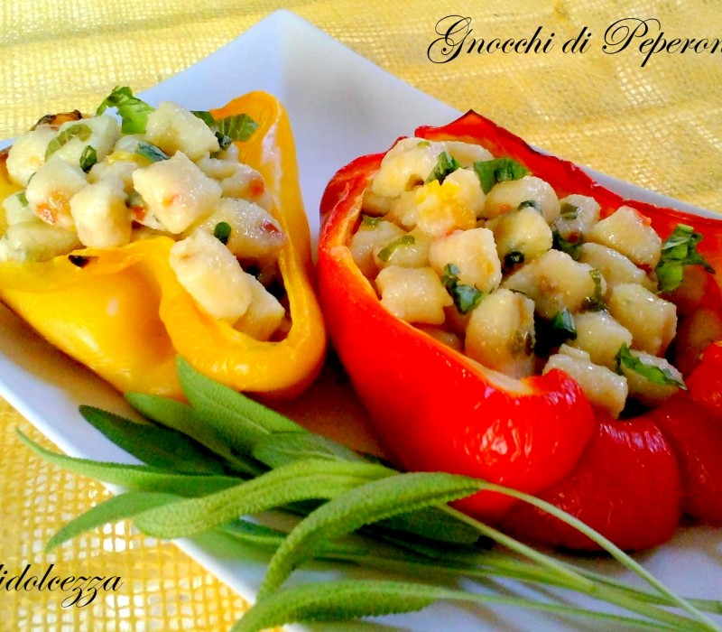 Gnocchi Peperoni