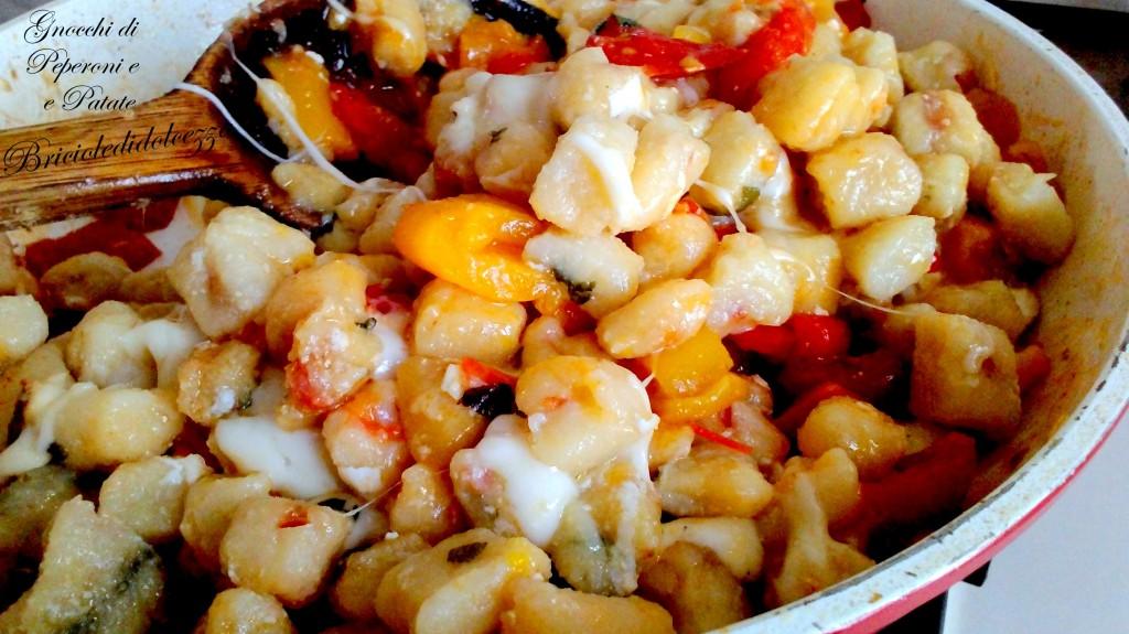 Gnocchi Peperoni e Patate