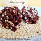 Croccante con Quinoa Soffiata
