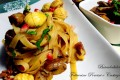 Fettuccine Castagne e porcini