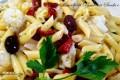 Pennette Cavolfiori Pomodori Secchi e Olive