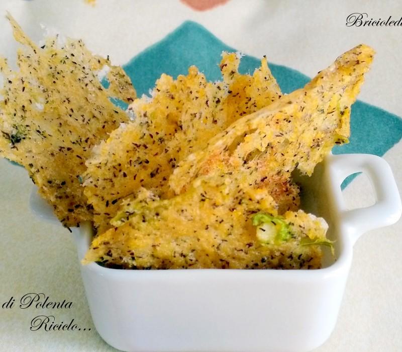Chips di Polenta Taragna