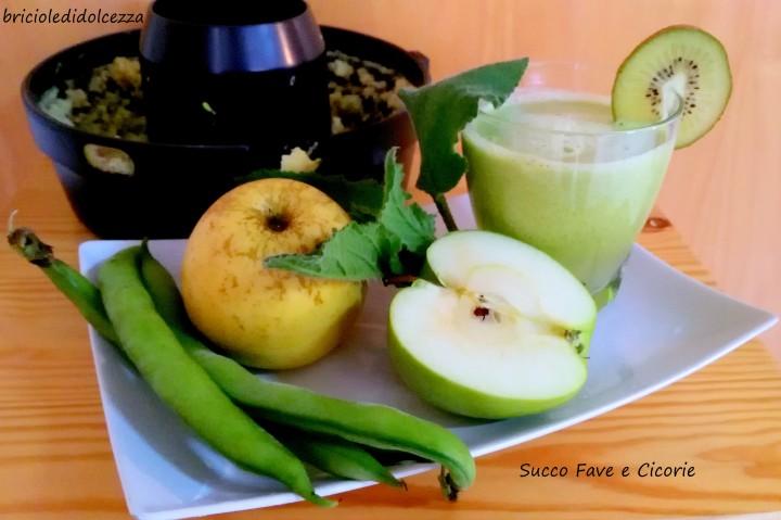 Succo Fave e Cicorie