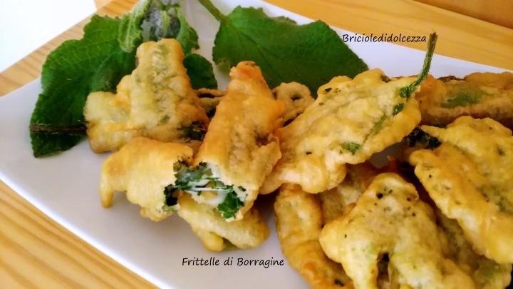 Frittelle di borragine briciole di dolcezza for Cerco cose usate