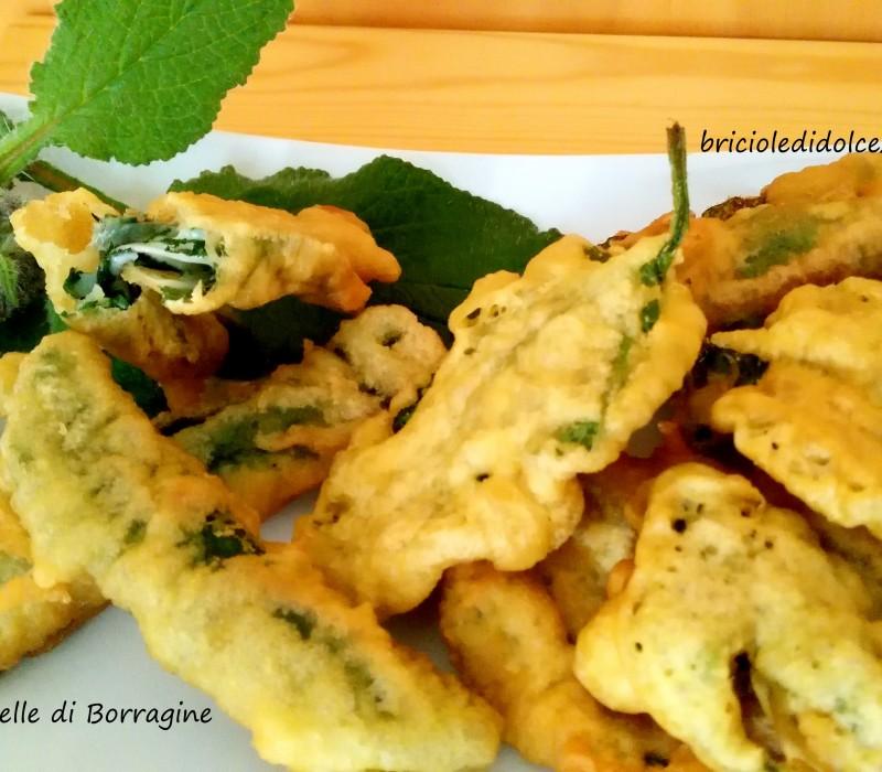 Frittelle di Borragine