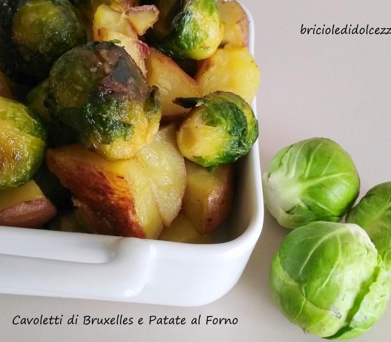 Cavoletti di Bruxelles e Patate al Forno