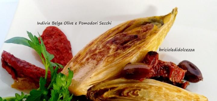 Indivia Belga Olive e Pomodori Secchi