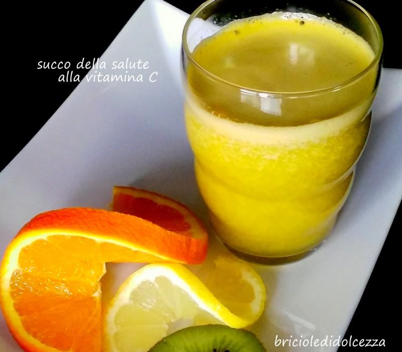 Succo della Salute alla Vitamina C