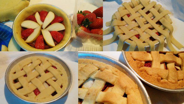 crostata pere e fragole1